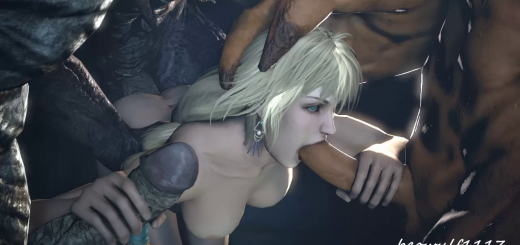 Sophitia Alexandra Rule 34 Animated Porn