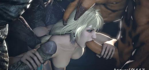 Fallout 4 orgy - 2 9