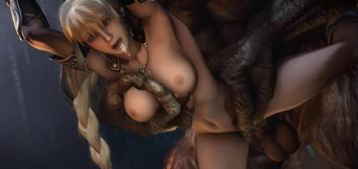 calibur porn Soul sophitia