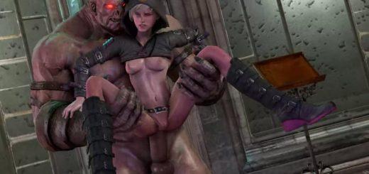 Hentai 3d Resident Evil