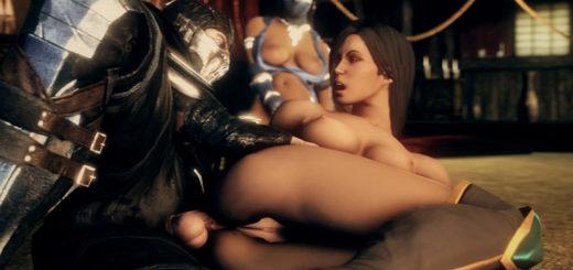 Порно mortal combat r34