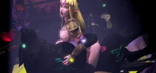 Legend Of Zelda 3d Porn