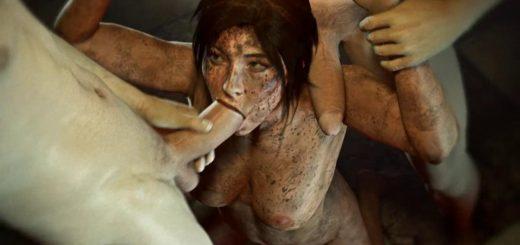 Lara Croft Porn Video 64