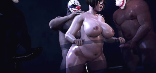Mei sfm porn