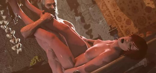 porn And the witcher shani