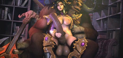 heroes of the storm porn