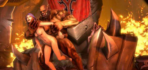 Warcraft порно картинки