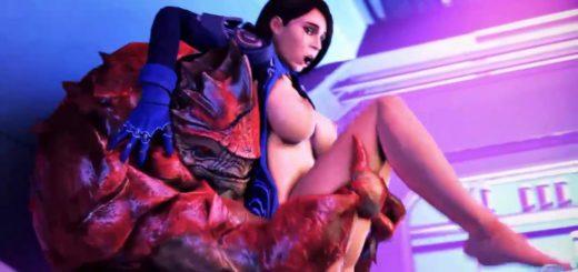 Mass Effect Sfm Porn Gif 5
