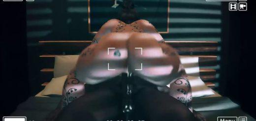 Black standing porn tube 🔞