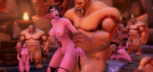 Mass effect 3 all romance sex scenes male shepard - 2 part 8