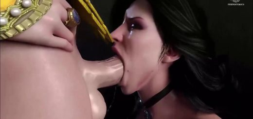 yennefer the witcher rule sfm porn videos