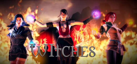 Witches of the wilds episode 1 - 4 3