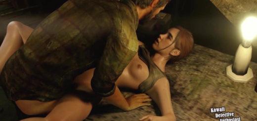 Ellie The Last Of Us Rule 34
