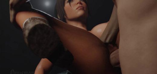 Animated lara porn croft Lara croft